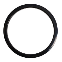 Gibraltar SC-GPHP-5B Port Hole Protector Ring Black