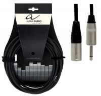 Alpha Audio Pro Line Speaker Cable XLR/Jack 5 м