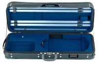 GEWA Strato Super Lightweight Dark BLue Viola Case