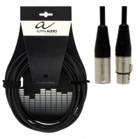 Alpha Audio Pro Line Microphone Cable XLR/XLR 9 м