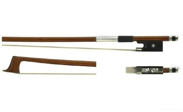 GEWA Violin Bow Brazil Wood 3/4 -