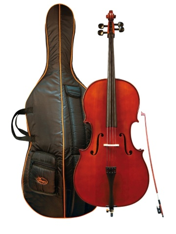 GEWA Allegro Cello Set 4/4 -