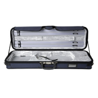 GEWA Strato Deluxe Dark Blue Violin Case 4/4