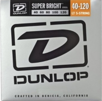 Dunlop DBSBS Super Bright Steel Bass Light 5 40-120