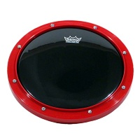 Remo RT-0010-58 Tunable Practice Pad Red 10""