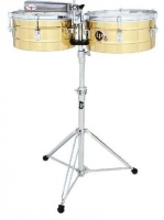 Latin Percussion LP256-B Tito Puente Timbales