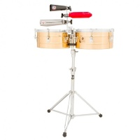 Latin Percussion LP256-BZ Tito Puente Timbales