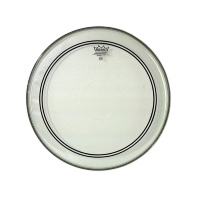 Remo P3-0314-C2 Powerstroke 3 Clear Top Clear Dot 14""