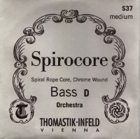 Thomastik Infeld Spirocore Spiral core Chrome wound S43