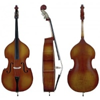 GEWA Allegro Double Bass 4/4 Tyrolean Mechanics