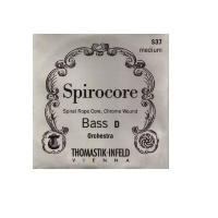 Thomastik Double Bass Spirocore Strings Soft