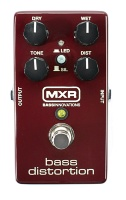Dunlop M85 Bass Distortion