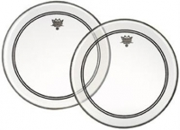 Remo P3-0308-BP Powerstroke 3 Batter Clear 8""