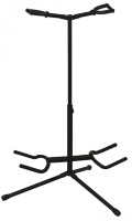 GEWA Double Guitar Stand Black