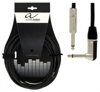 Alpha Audio Pro Line Instrumental Cable Angled 9 м