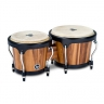Latin Percussion LPA601-SW Aspire Wood Bongos Jamjuree