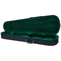 Saga Music Featherweigt C-3907 Violin Case Semi-shaped 1/2