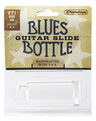 Dunlop 271 Blues Bottle Slide Clear Small