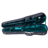 GEWA Liuteria Maestro Form Shaped Violin Case 4/4 Green