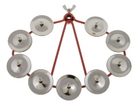 Latin Percussion LP191 Cyclops Ring Steel