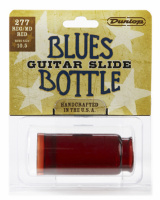 Dunlop 277 Blues Bottle Slide Red