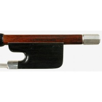 GEWA H.R. Peretzschner Double Bass Bow Nickel
