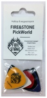 Fire&Stone PickWorld