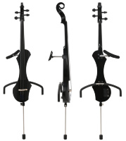 GEWA Novita E-Cello Black