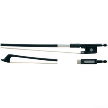 Glasser Violin Bow Carbon Graphit 4/4 Round -