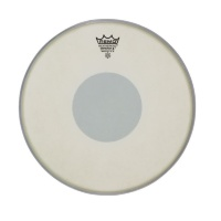 Remo BX-0113-10 Emperor X Coated Black Dot Bottom 13''