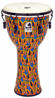 "Toca SFDMX-12K 12"" Kente Cloth"
