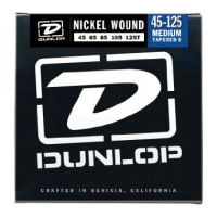 Dunlop DBN Nickel Plated Steel Bass Medium 5-125 45-125T