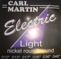 CARL MARTIN Electric (Hot Rock) ML Nickel
