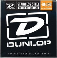 Dunlop DBS Stainless Steel Bass Light 5 40-120