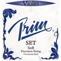 Prim Chrome Steel Medium Violin