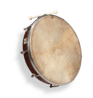 Latin Percussion WB239 World Beat Bodhran 18""