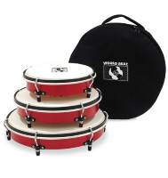 Latin Percussion WB505 World Beat Plenera Drums Set