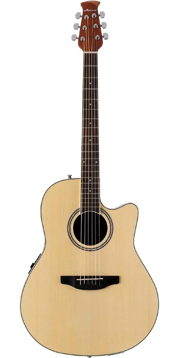 APPLAUSE AB24II-4 Balladeer Mid Cutaway Natural -
