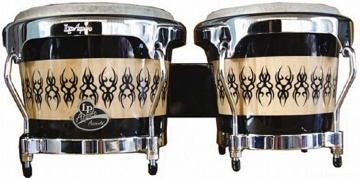 Latin Percussion LPA601-SCC Aspire Accent Bongos -