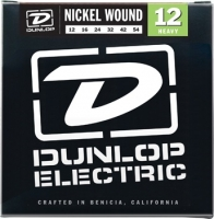 Dunlop DEN Nickel Plated Steel Heavy 12-54