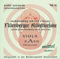 Nurnberger Precision Viola String Set