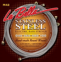 La Bella M42 Stainless Steel Custom Light 40-100