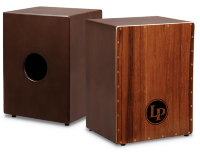Latin Percussion LP8800PS Peruvian Solid Wood Pine Chico Cajon