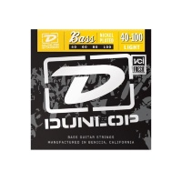 Dunlop DBN Nickel Plated Steel Bass Light 40-100
