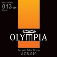 Olympia AGS 910 13-56 80/20 Bronze