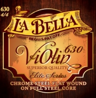 La Bella 630-4/4 Violin String Set