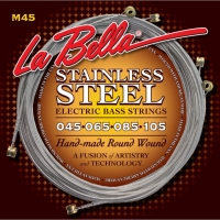 La Bella M45 Stainless Steel Standard Light 45-105