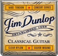 Dunlop DCV121Н Classical Clear/Silver