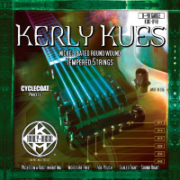 Kerly KQX-1148 Kues Nickel Tempered