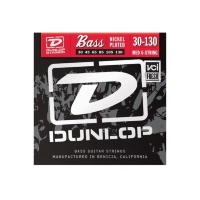 Dunlop DBN Nickel Plated Steel Bass Medium 6 30-130